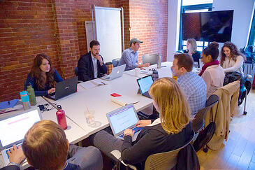 Building Leaders CRED talks