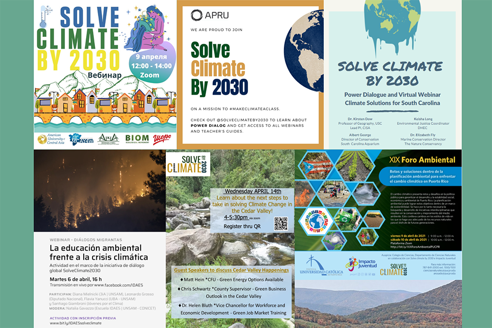 solve climate change